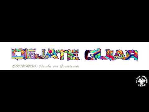 "Cumbia Rockers Allstars ""Dejate Guiar"" (Full album)"