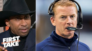 The Cowboys' roster isn't the issue, it's Jason Garrett - Stephen A. | First Take Video