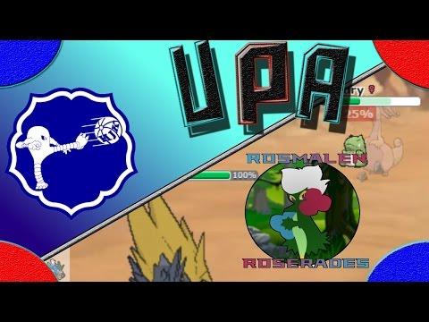 UPA S6W5 Helsinki High Jump Kicks vs Rosmalen Roserades [Team Builder AND Battle]