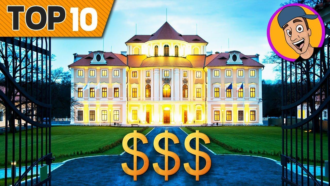 Case da vip le 10 pi folli e costose al mondo top 10 for Le case piu belle arredate