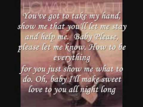 Howard Hewett- Show Me.wmv
