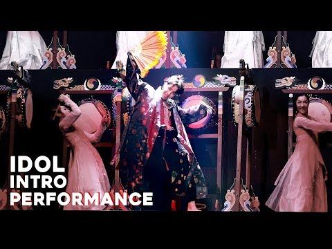 181201 MMA 멜론뮤직어워드 - IDOL Intro Performance / 방탄소년단 제이홉 직캠 (j-hope FOCUS FANCAM) 4K