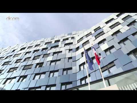 """Inauguration du """"nouveau 36"""", siège de la police judiciaire à Paris"""