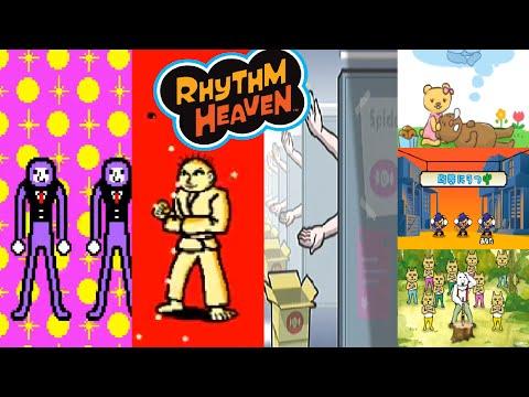 Rhythm Heaven Last Remix Medley ~ SFX Version [EXTENDED]