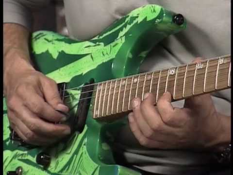 John McCarthy- Introduces Arpeggios- From Learn Rock Guitar Advanced DVD (Rock House)