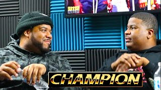 """THIS IS WHAT THEY SHOULD DO...."" CHARLIE CLIPS AND DNA ON ROOKIES VS VETS 2 