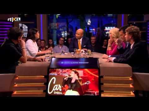 Caro Emerald was te gast! - RTL LATE NIGHT