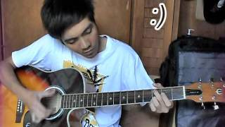 Perfect Two - Auburn (fingerstyle guitar cover)