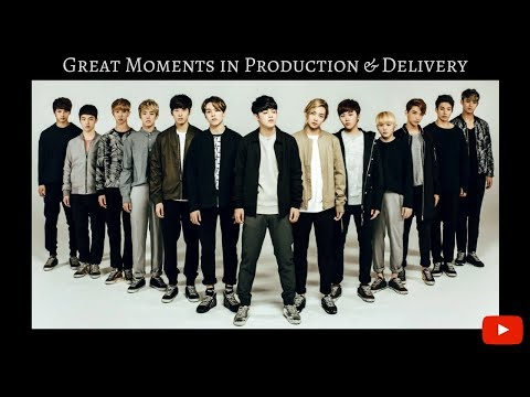 Great Moments in Production & Delivery: #SEVENTEEN
