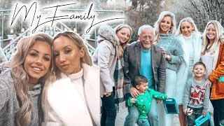 MEET THE FAMILY & ELLE'S BIRTHDAY | CHRISTMAS WITH THE CARTERS | Lucy Jessica Carter