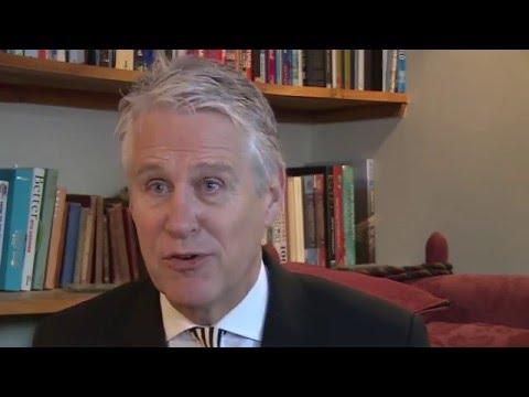 Stephen Cole speaker reel