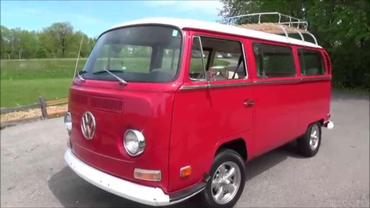 1970 volkswagen transporter van beauty on wheels