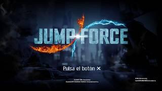 Jump Force - #1 Inicios Personalizar Avatar