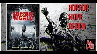 ZOMBIE WORLD 2 ( 2018 Gisela Madrigal ) Zombies Anthology Horror Movie Review