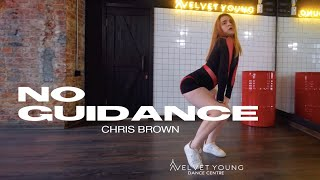 Chris Brown - No Guidance ft. Drake | Annel | Dancehall | VELVET YOUNG