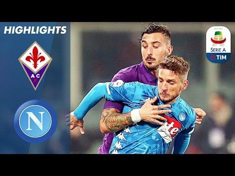 Fiorentina 0-0 Napoli   Ancelotti's Men Held by Resilient Fiorentina   Serie A