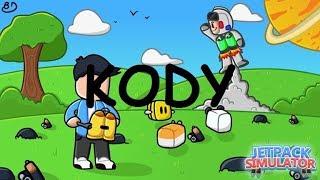 Roblox Kody #18 ● Jetpack Simulator ● 3 KODY (CODES) | Kacper70