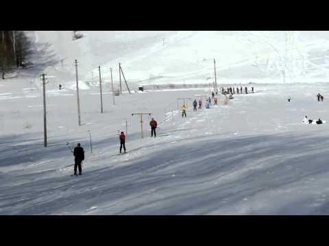 Где кататься на горных лыжах в Москве и Подмосковье!