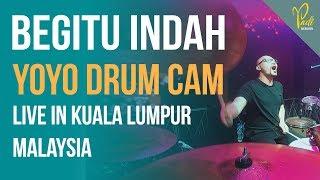 Video PADI REBORN   BEGITU INDAH   YOYO DRUM CAM   LIVE IN KL download MP3, 3GP, MP4, WEBM, AVI, FLV September 2018