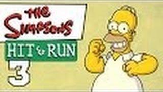 Симпсоны прохождение 3№