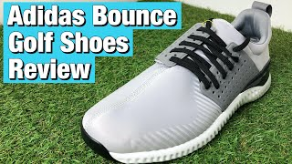 Adidas Adicross Bounce Golf Shoes Review