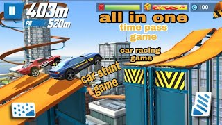 Hot Wheels Race Off | time pass game | stunt game | mobile racing game | by author of gamers
