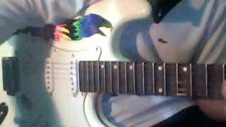 Vầng trăng khóc tập vs guitar cổ