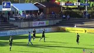 A-Junioren - 0:2 - Marco Rienhardt - 1.CfR Pforzheim gegen SGV Freiberg Fußball