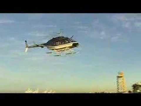 BRAINIAC HELICOPTERO HUEY 1