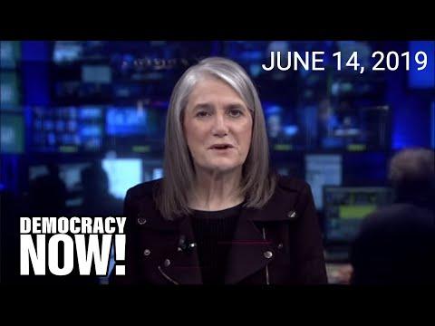 Top U.S. & World Headlines — June 14, 2019