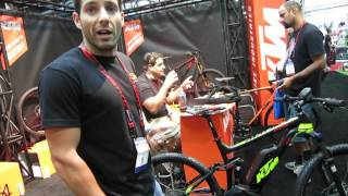 KTM E-bikes | Interbike 2015 | Electric Bike Report