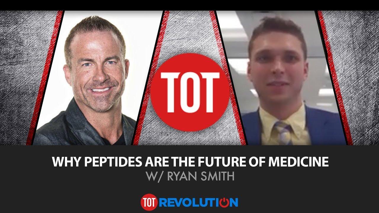 PEPTIDES - FUTURE OF MEDICINE