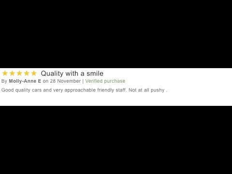 Our Dealer Reviews From Autotrader And Car Gurus Youtube