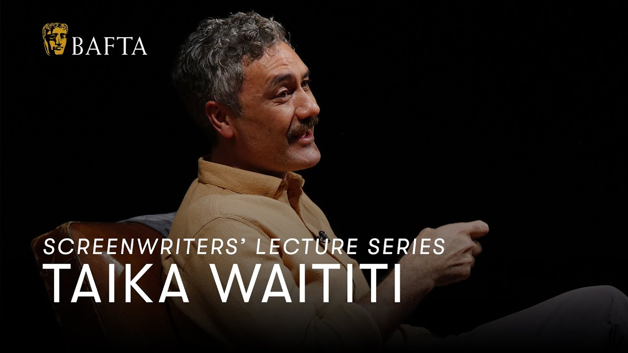Taika Waititi | Screenwriters Lecture