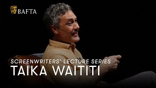 Thor: Ragnarok & Hunt For The Wilderpeople Director Taika Waititi | Screenwriters Lecture