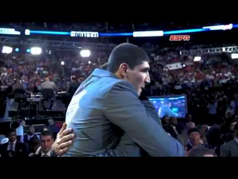 2011 NBA Draft 3rd Pick: Utah Jazz Take Enes Kanter