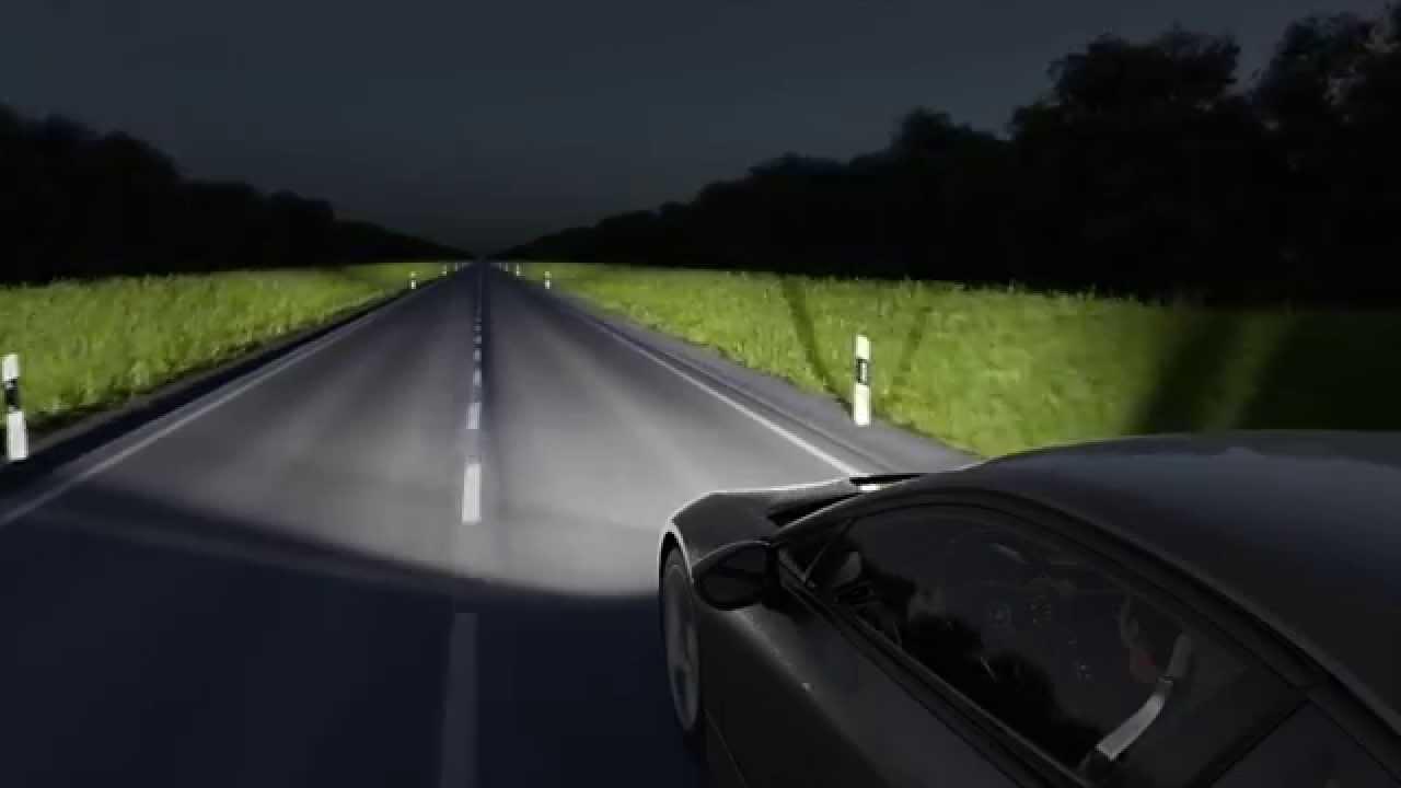 Bmw I8 Laser Headlights Youtube