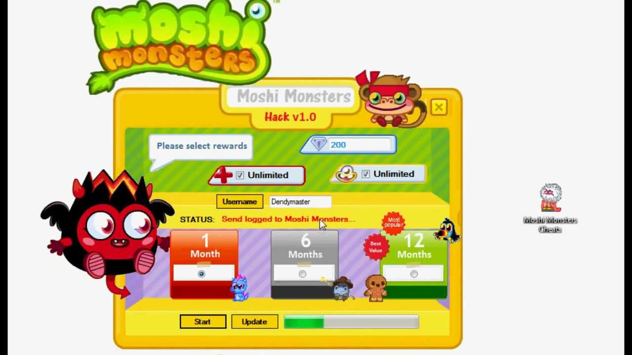 Get your free Moshi Monsters membership today from us. We give away more memberships than any other website on the internet. All you have to do is follow a couple steps and you can get one to play for free.