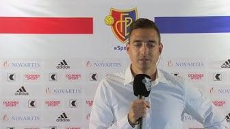 LIVE: Die eSports-Medienkonferenz des FC Basel 1893 vom 08.08.2017