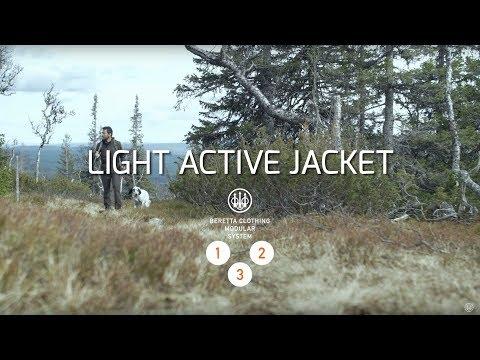 Beretta Light Active Hunting Jacket