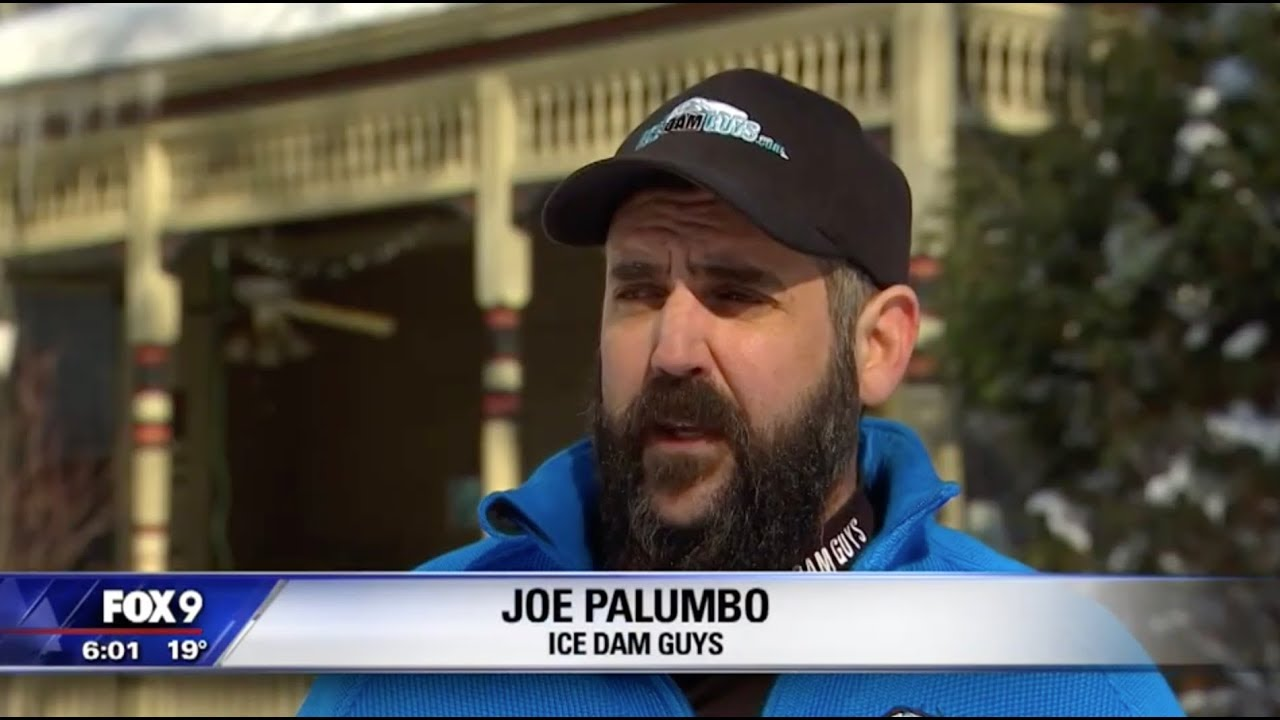 Twin Cities Ice Dam Removal - Ice Dam Guys on WCCO-TV 2019 - YouTube 35cc6f0ae612