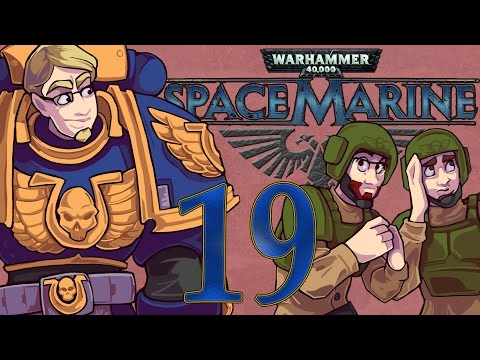 ETA Plays! Space Marine Ep. 019 - Abstract Rules