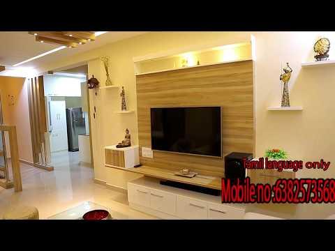 Home Interior designs And working Video(Tamilnadu)