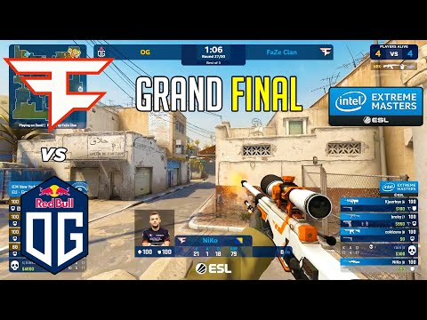 GRAND FINAL! FaZe vs OG - IEM New York - HIGHLIGHTS l CSGO