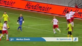 SSV Jahn Regensburg   FC Amberg (Regionalliga Bayern 15/16, 6. Spieltag)