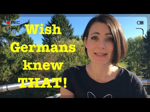 Things I WISH GERMANS KNEW about AMERICANS | #thoseGermans