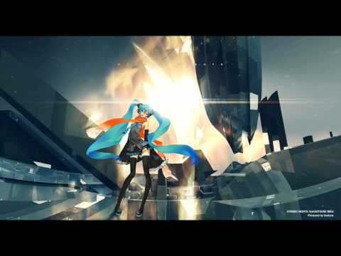"VOCALOID2: Hatsune Miku - ""STROBO NIGHTS"" [HD & MP3]"
