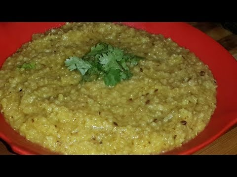 Namkeen Dalia (very simple recipe) - without onion garlic