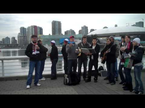 Music Near Vancouver's Russian House