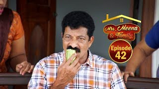 Mrs. Meena & Family - Konkani Serial│Episode 42│Daijiworld Television
